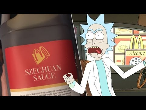 Making Terrible McDonald's Rick and Morty Szechuan Sauce