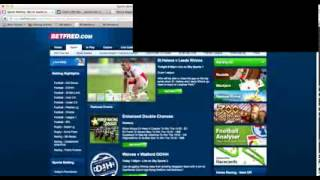 Betting Tips 2014   Football Betting Strategy   Underground Football Betting System