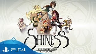 Shiness: The Lightning Kingdom | Launch Trailer | PS4