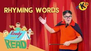 Grade 1 English | Rhyming Words | Ready, Set, Read!