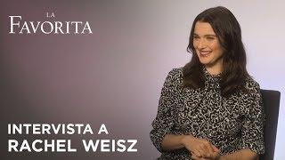 La Favorita | Intervista a Rachel Weisz HD | Fox Searchlight 2018