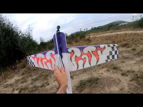 Yak54 3D ParkFlyer MAIDEN FLIGHT