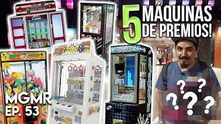 JUGANDO TODAS LAS MÁQUINAS - MiniGames en el Mundo Real Ep. 53