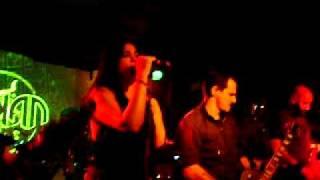 Arkan - Inner Slaves (live in Bratislava) 5.12.2011