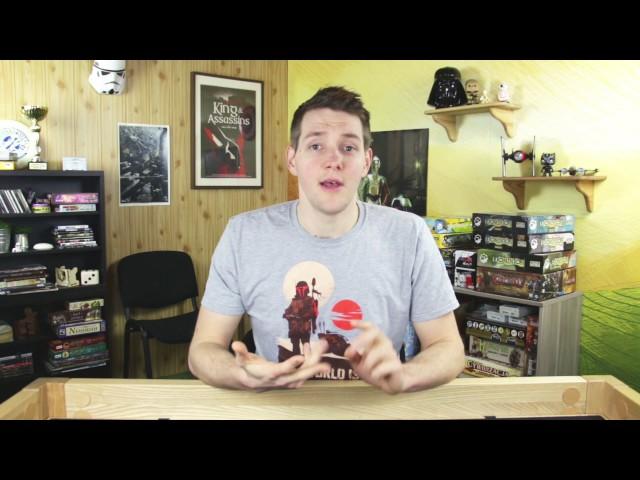 Gry planszowe uWookiego - YouTube - embed Rj0NOoGKL4Q