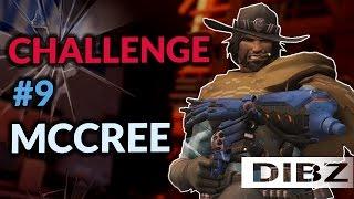 Overwatch: McCree Challenge! Feelin hot? Challenge Accepted EP. 9
