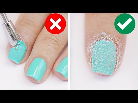 Download 5 Things You're Doing WRONG When Removing Gel Polish! HD Mp4 3GP Video and MP3