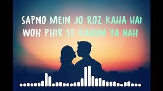 Aankhon Mein Teri Ajab Si (8D AUDIO & LYRICS) - Om Shanti