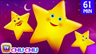 Twinkle Twinkle Little Star & Popular Nursery Rhymes Collection from ChuChu TV  00:08 Twinkle Twinkle Little Star 02:29 Rain Rain Go Away 04:59 Head, Shoulders, Knees & Toes 06:57 Five Little Monkeys 09:23 Wheel On The Bus 11:23 Baa Baa Black Sheep 13:40 Incy Wincy Spider 15:27 Hey Diddle Diddle 17:25 Old MacDonald Had A Farm 19:21 Numbers Song - Number Rhymes For Children 23:47 Little Bo Peep 26:10 Humpty Dumpty 28:13 Colors Song For Children 30:52 If You're Happy And You Know It 33:44 BINGO Dog Song 36:27 Phonics Song 40:19 Ten In The Bed 43:54 ABC Song 46:26 Mary Had A Little Lamb 49:06 Hickory Dickory Dock 51:00 Five Little Ducks 53:00 Itsy Bitsy Spider 54:48 Hot Cross Buns 56:54 Jack and Jill 58:46 One Two Buckle My Shoe  ============================================ Music and Lyrics: Copyright 2016 ChuChu TV™ Studios Video: Copyright 2016 ChuChu TV™ Studios ============================================