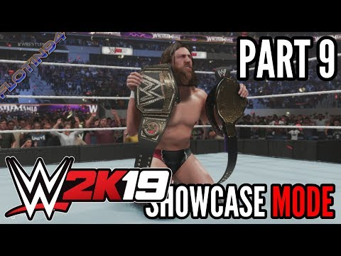 WWE 2K19 | SHOWCASE #9 | Daniel Bryan vs Randy Orton vs Batista WWE TITLE
