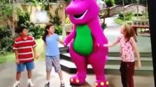Barney Theme Song (Hi Neighbor! (episode)'s version