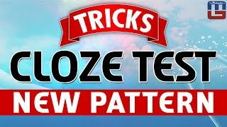Tricks To Solve Cloze Test Based On New Pattern | English | All Competitive Exams