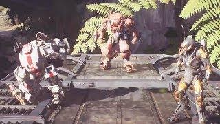ANTHEM Gameplay Demo - Official E3 2018 Trailer