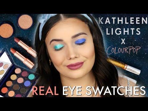 Colourpop x Kathleen Lights Dream St. Shadow Palette by Colourpop #6
