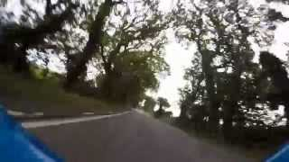 Sam Cross - Supertwin Manx Grand Prix 04/09/15