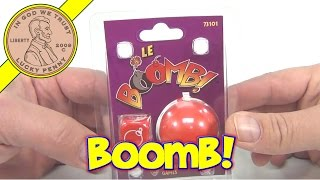 Le Boomb! No. 73101, by Mayfair Games YouTube Toy Video Reviews For Kids Toysreview