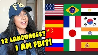 Polyglot Speaking In 12 Languages: How I Came To Learn Each Language