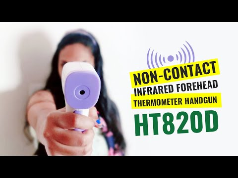 HTI Non Contact IR Thermometer