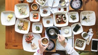 My Last Meal in Korea ► Traditional Multi Course Feast