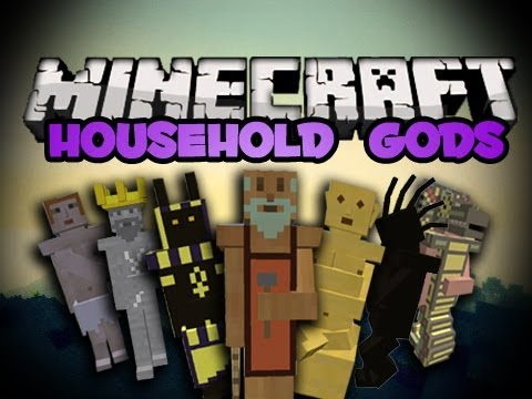 Minecraft: Household Gods Mod