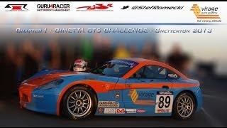 preview picture of video 'GINETTA GT5 Challenge - Stef Romecki, Polski kierowca wyścigowy - Snetterton 2013'