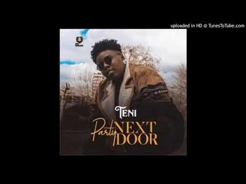Teni Party Next Door Instrumental(Remake by MelodySongz)