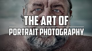 The Art of Portrait Photography | Off Book | PBS Digital Studios