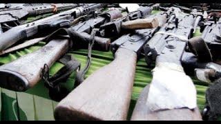 CS Matiang\'i rues \'porous borders\' as biggest impediment to fight against illegal firearms