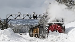 Rotary Snow Plow Returns to Donner Pass