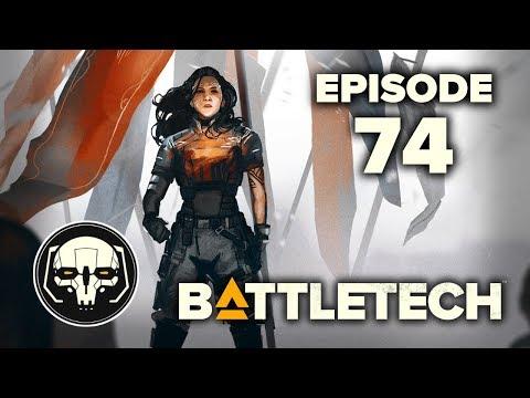 Battletech (EP 74) - Story Mission (SPOILERS) - смотреть