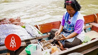 Download Youtube: Thailand's Floating Markets Serve Up a Feast on the Water