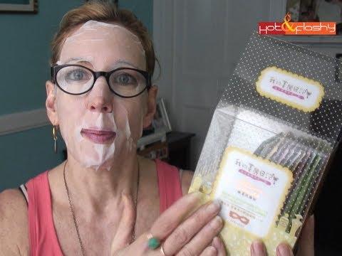 Squalene Restorative Hydrating Mask by my beauty diary #2