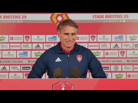 Brest - Monaco | Conférence de presse d'avant-match