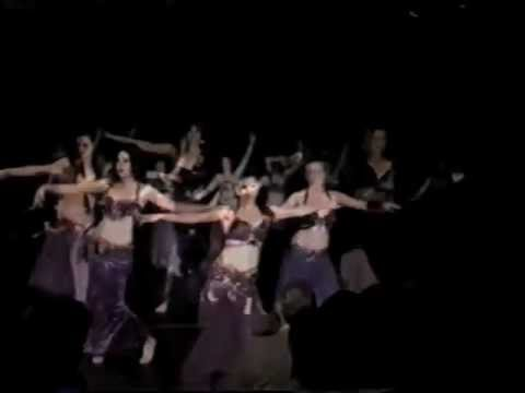 "Flowers of the Desert ""Belly Dance For Peace"" 2001"