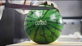FASTEST Workers in the World - God Level !!