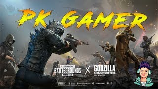 PUBG MOBILE PK GAMER OP GAMEPLAY