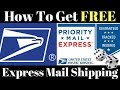 How to Get Free Overnight Shipping - Gamble with USPS Priority Mail Express - Odds Are in Your Favor