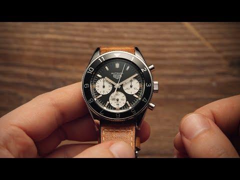 The Crowdsourced Watch – TAG Heuer Autavia 2017 | Watchfinder & Co.