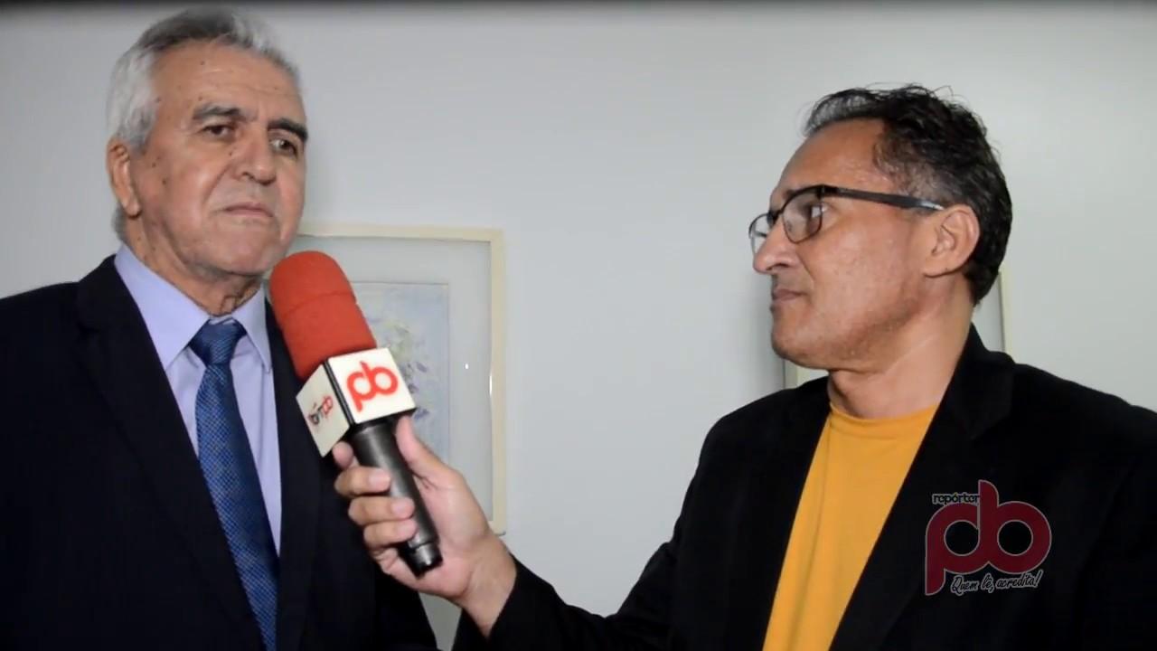 Deputado Buba anuncia que Governo do Estado construirá trecho que liga Lastro ao RN
