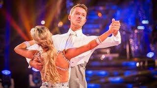 Ashley Taylor Dawson & Ola Viennese Waltz to 'Angel' - Strictly Come Dancing: 2013 - BBC One