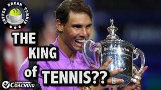 US OPEN 2019 - Nadal Makes it 19 | Coffee Break Tennis