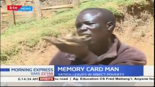 Story of man with a photographic memory
