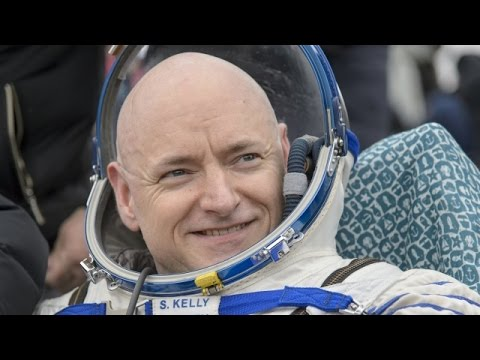 What's Astronaut Scott Kelly Going To Do Now That He's Retiring? - Newsy