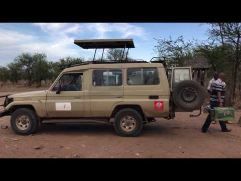 Preparing Camp in the Serengeti - Camping Safari - Vlog 13