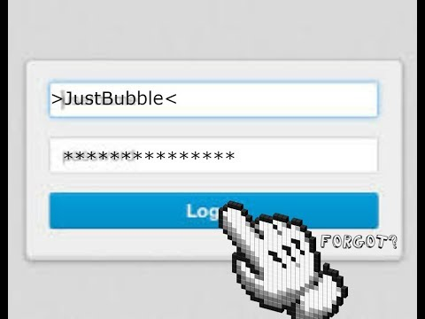 Registering a Fake Account on BugMeNot ! - смотреть онлайн на Hah Life