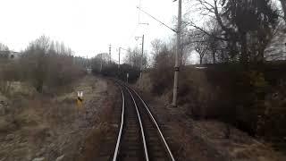 preview picture of video 'Úzkorozchodná železnice JHMD 2013 - Železniční splítka Jindřichův Hradec - Kanclov'