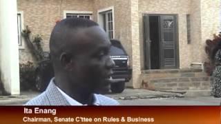 Senator Applauds President Jonathan's Fight Against Ebola