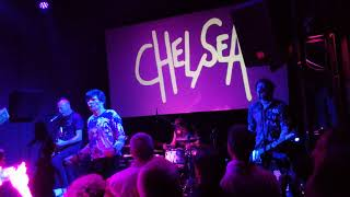 Chelsea - War across the Nation - live @ Blah Blah 18/06/18