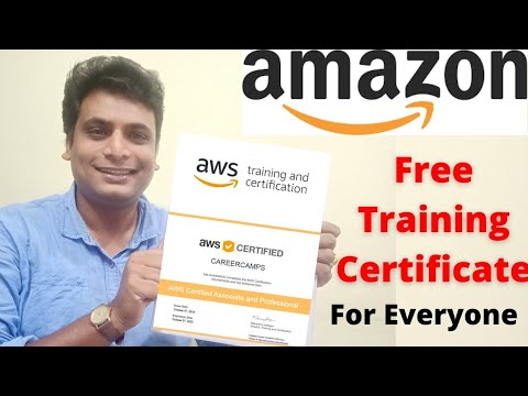 Amazon Free Certification Machine Learning AI Free Course For ...