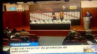 Caso Bwin Vs Santa Casa E Casinos: Liga De Futebol Recorre Da Proibição De Patrocínio